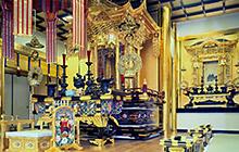 京都府 中央仏教学院様 仏具納入