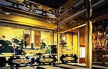 北海道 東本願寺旭川別院様 仏具修復 漆箔表具工事施工