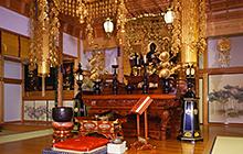 滋賀県 浄土宗 永福寺様 仏具納入