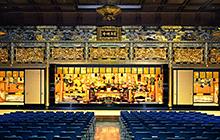 鹿児島県 西本願寺鹿児島別院様 仏具納入 漆箔彩色工事一式施工